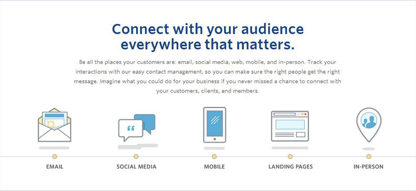 CTCT Connect w Your Audience